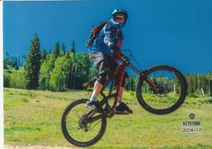 Mountain biking improves performance at work